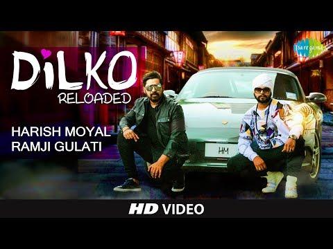 Dil Ko Tumse Pyar Hua Reloaded   RHTDM   Harish Moyal & Ramji Gulati FEAT. Divya Agarwal   HD Video