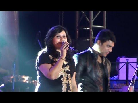 Sachin Jigar and Priya saraiya live (sun sathiya)