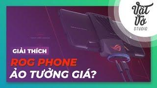 Bán smartphone 20 triệu, Asus đang ảo tưởng chăng?