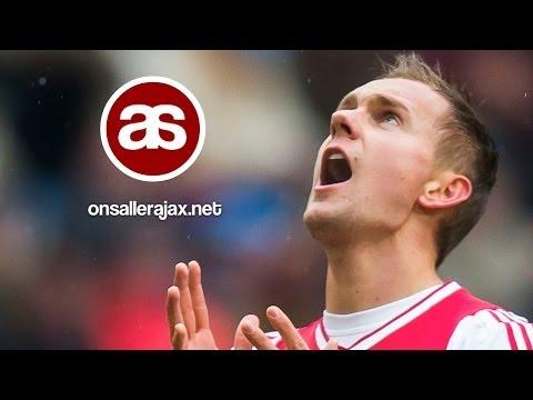 Siem de Jong ✖ Ajax Captain ✖ Highlights ✖ HD