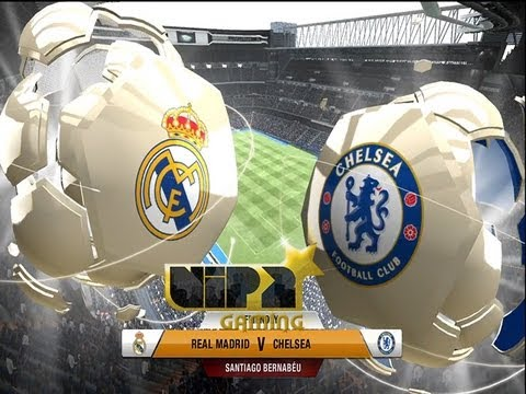 FIFA 13  - REAL MADRID VS CHELSEA REQUESTED BY same9871