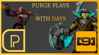 Purge Plays Monkey King with Day9