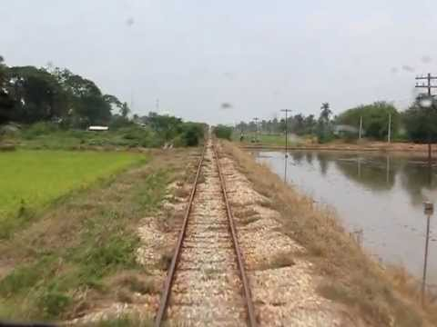 [SRT] Suphanburi Line : สุพรรณบุรี – บ้านมะขามล้ม