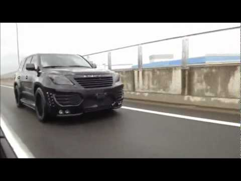 Tuning studio ASI \ LX 570 INVADER .wmv