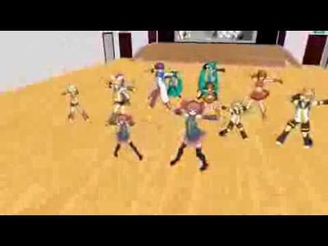 Love And Joy Vocaloid. Miku Dance Epic Love amp; Joy