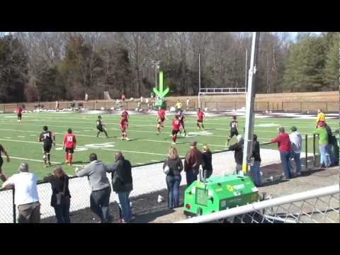 Matthew Nigro - Annandale Premier Cup 2013 - Highlights