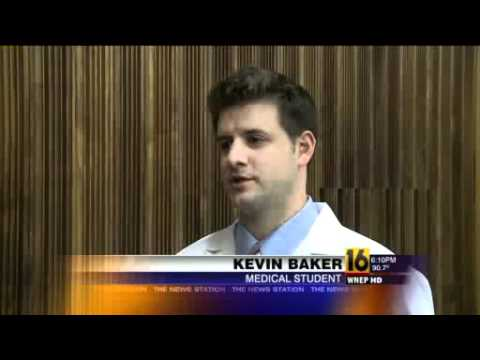 Showing off The Commonwealth Medical College - WNEP.flv