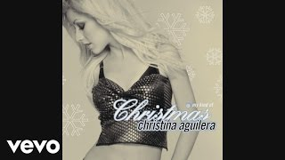 Christina Aguilera - Have Yourself a Merry Little Christmas (Audio)