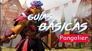 Inutiliza a tus enemigos con Pangolier l Guías Básicas