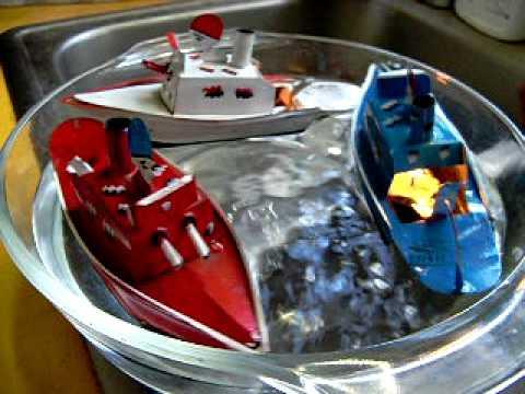 Indonesian Pop Pop Gunboats video