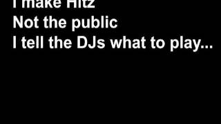 Chase & Status - Hitz ft. Tinie Tempah Lyrics