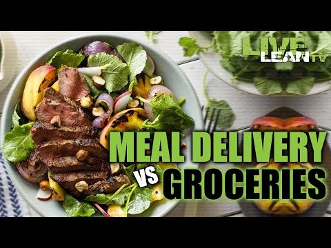 WHAT'S CHEAPER?: MEAL KIT DELIVERY VS  GROCERY SHOPPING