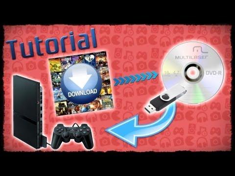Tutorial: como jogar PS2 em um pen drive [2014] ᴴᴰ