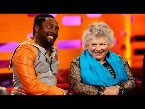 will.i.am meets Prince William - The Graham Norton Show - Series 11 Episode 11 - BBC One