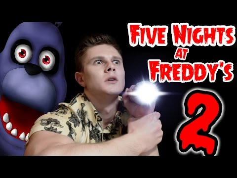 ЧЕРТОВЫ ИГРУШКИ - Five Nights at Freddy's 2