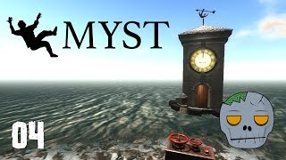 Let's Play MYST - PC Gameplay Part 04 - Infinite Power!