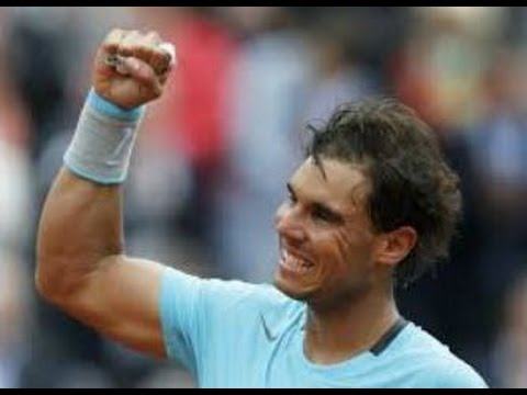 Rafael Nadal vs Andy Murray - 2014 French Open (Roland Garros Highlights & Review)