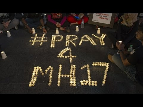 Trending in Asia: Malaysia Airlines Flight 17