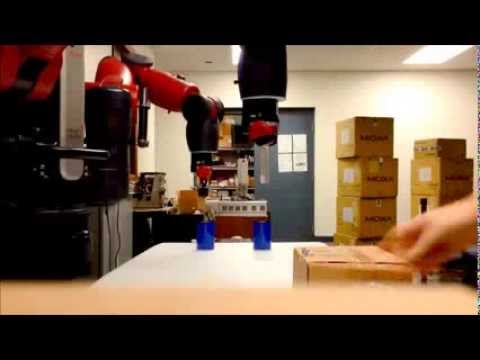"Baxter Robot ""Pick and Place"" 2"