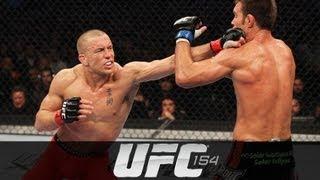 UFC 154: St-Pierre vs Condit Extended Preview