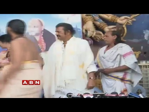 Actor Mohan Babu Press Meet Live || ABN Telugu