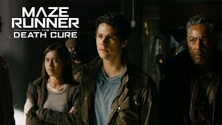 """Maze Runner: The Death Cure   """"Get Ready For A WCKD Ending"""" TV Commercial   20th Century FOX"""