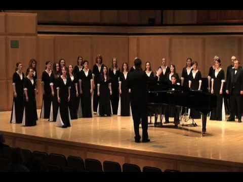 All That Hath Life and Breath Praise Ye the Lord - University of Utah Singers