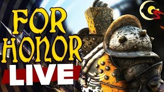 (Early Access) For Honor - Comedy With Game Society!