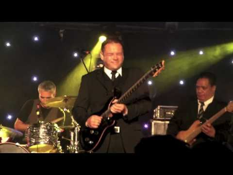 Ray Beadle plays the Blues at Bluesfest Byron Bay 2011