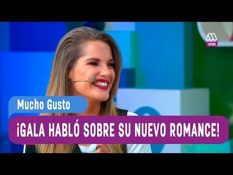 Gala Caldirola habla sobre su romance con el huaso Isla - Mucho Gusto 2016