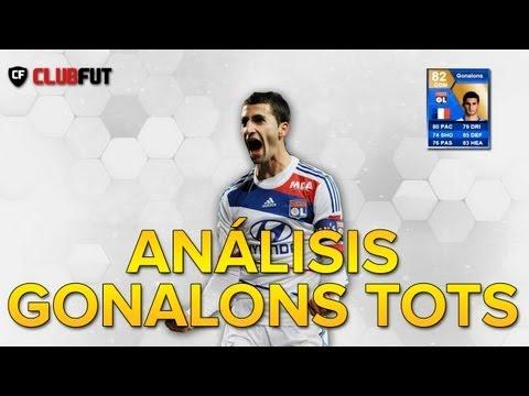 Gonalons TOTS review - Clubfut