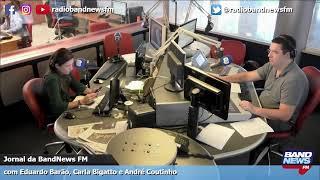 Jornal da BandNews FM - 14/05/2019