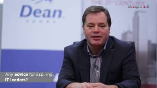 Brian Murphy, SVP and CIO at Dean Foods, on Enterprise Digitalization
