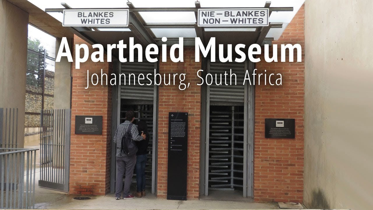 the important role of museums in the apartheid south Translated from the afrikaans as, literally, the state of being apart, apartheid was a system of racial segregation enforced by the south african government for 46 years (1948-1994), under which the rights, associations, and movements of the majority black inhabitants were curtailed, while afrikaner (white) minority rule was maintained.
