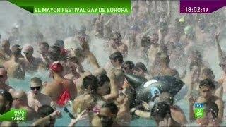 El festival gay Circuit deja 100 millones de euros en las arcas de Barcelona