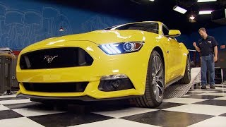 Twin Turbo'ing a 2015 Mustang GT to Beat the Young Kids at the Strip - Engine Power S2, E16