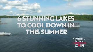 6 Stunning Lakes To Cool Down In This Summer