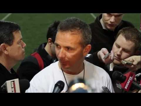 Urban Meyer Post-Practice Q&A