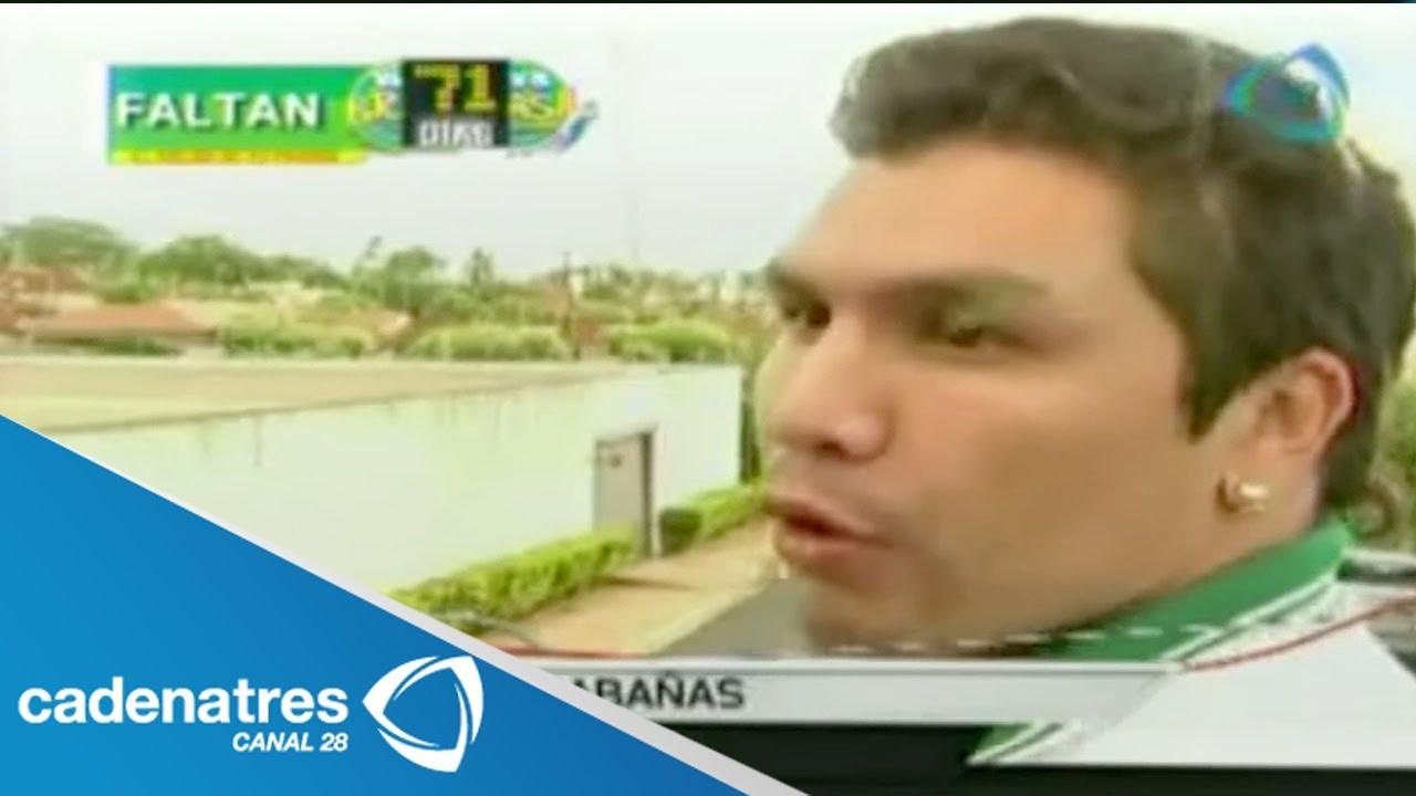 Salvador Cabanas Salvador Cabañas Regresa a Las
