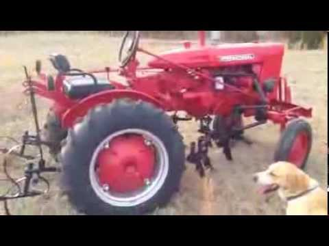 1979 IH Farmall 140 Tractor Demonstration