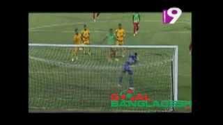 Amazing penalty saved by Bangladeshi Goal Keeper Sohel