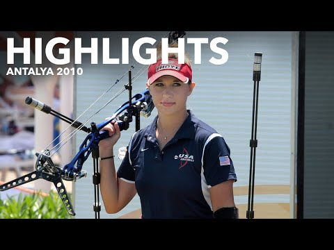 Archery World Cup 2010 - STAGE 2 - Antalya - TV Magazine Video
