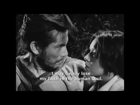 Rashomon Trailer (Akira Kurosawa, 1950)