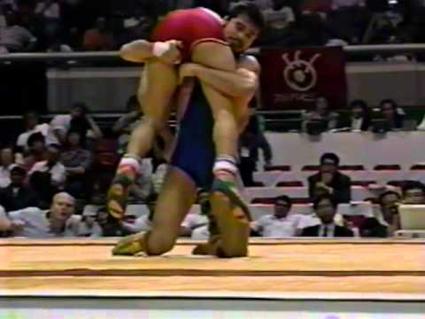 Best Olympic Wrestling Technique-World Class Wrestling Enter Image 1