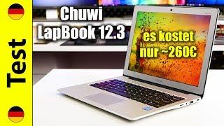 Chuwi Lapbook 12.3 | wie gut ist ein 260€ Laptop?