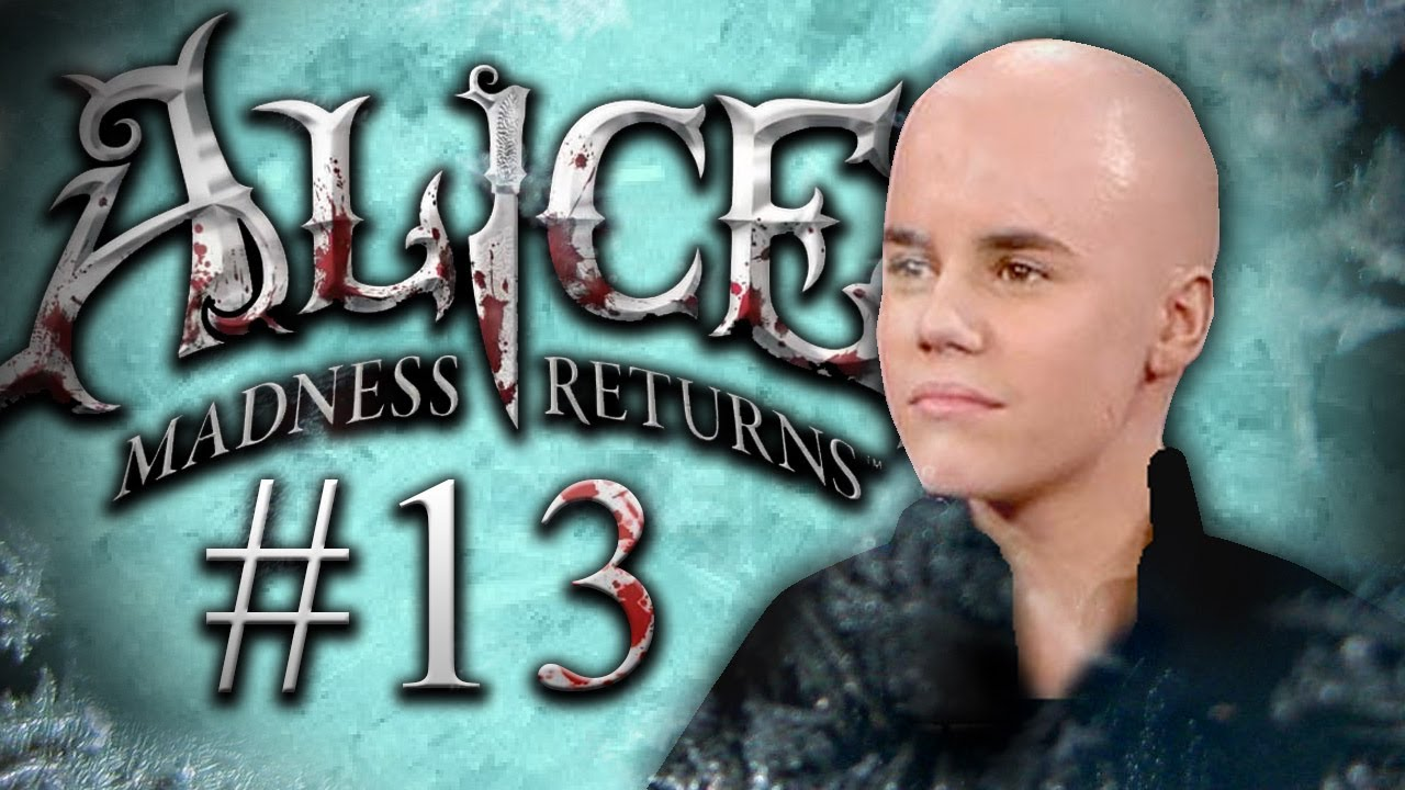 Pewdiepie plays Alice: The Madness Returns - Part 13