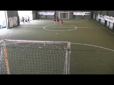 ミックスフットサル大会(2014 9 14) video