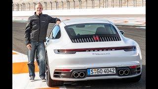 Porsche 911 Targa Exclusive | Testdrive.