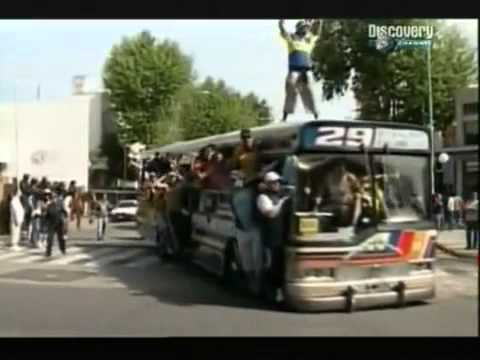Discovery Channel Football Hooligans International Argentina (Parte 1-5)