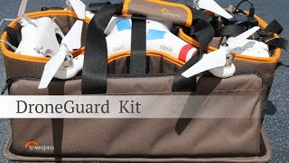 Lowepro DroneGuard Kit close-up look